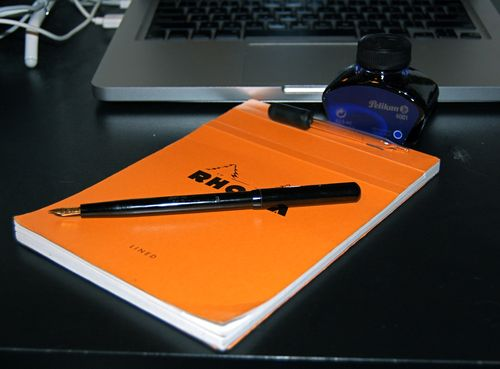 Eyedropper Pen Essentials